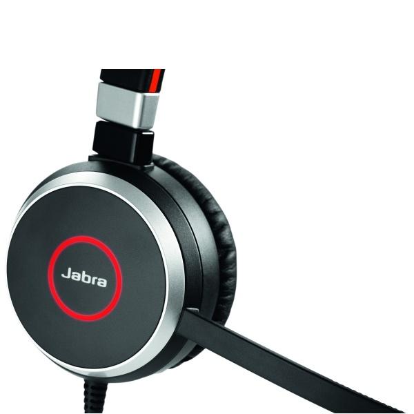 Jabra - Evolve 40 UC Mono Jack