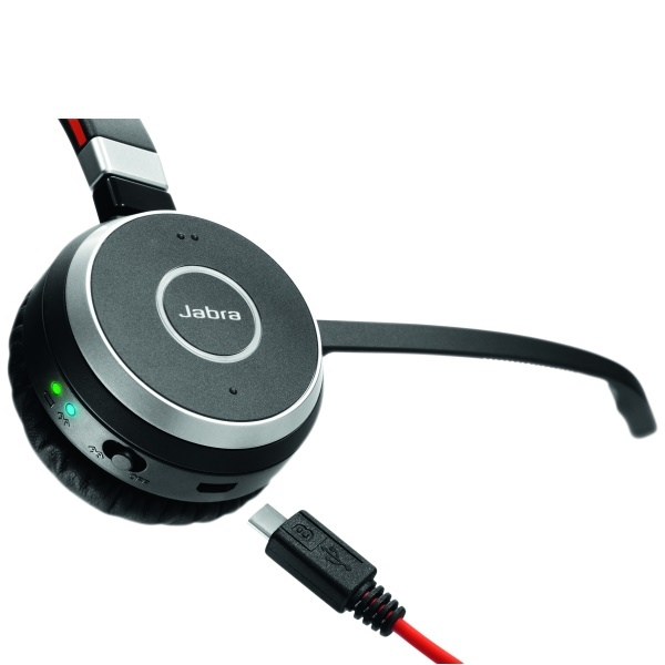 Casque PC Jabra Evolve 65 UC Duo