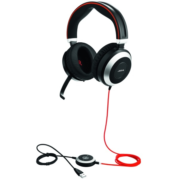 Jabra Evolve 80 USB UC Duo