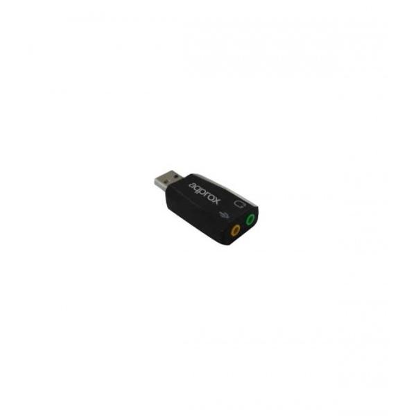 Approx - Adaptateur Jack 3.5mm vers USB-A