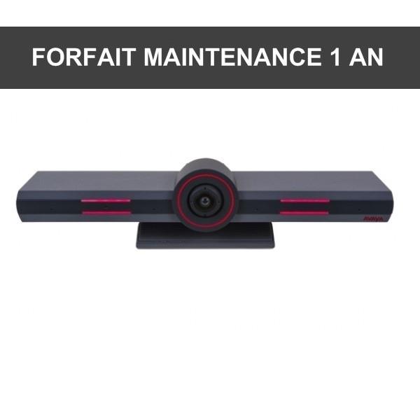 Forfait maintenance Premium 1 an - Avaya IX CU360