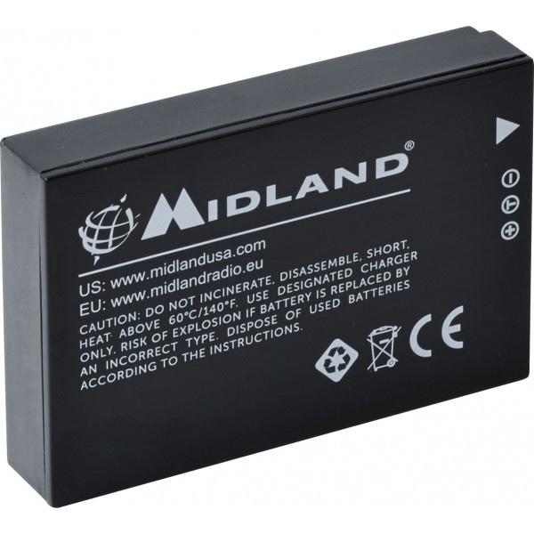 Batterie Midland XTC-400