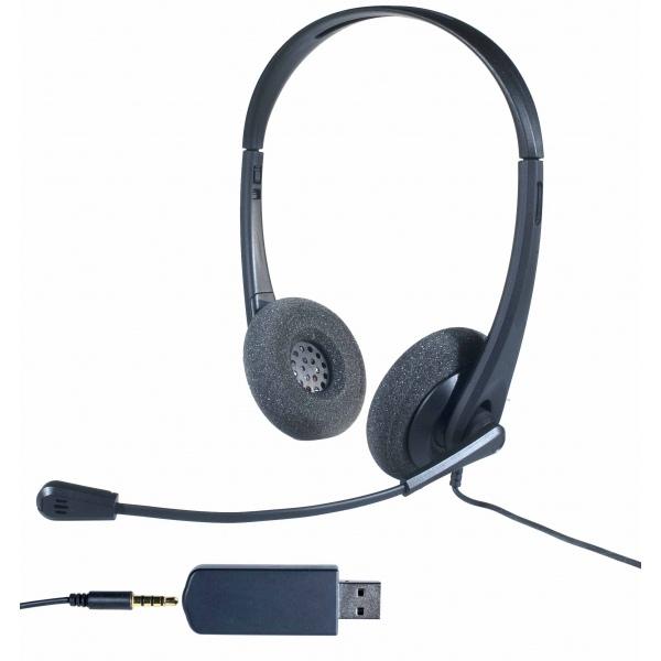 Casque filaire HC 35 USB