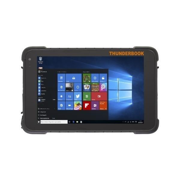 Thunderbook Colossus W800 - C1820G - Windows 10 PRO avec lecteur de code-barres