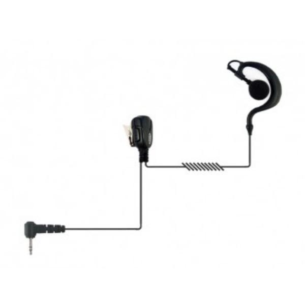 Contour d'oreille BR1708 pour Motorola