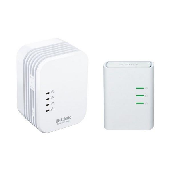 D-Link Kit de démarrage CPL Wi-Fi DHP-W311AV