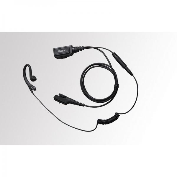 Oreillette confort contour d'oreille pour Hytera PD7x