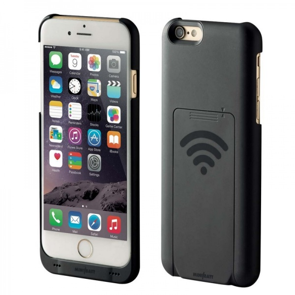 Coque miniBatt iPhone 6 plus pour chargeur Qi