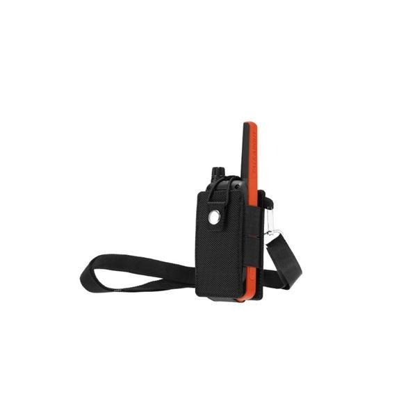 Étui de protection avec cordon pour talkies walkies Motorola