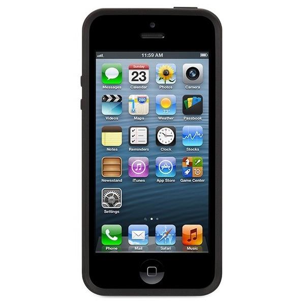 Griffin Coque Reveal pour iPhone 5/5S Noir