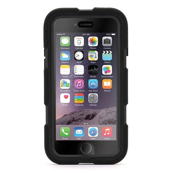 Coque Griffin Survivor iPhone 6 Plus - Accessoires téléphonie ...