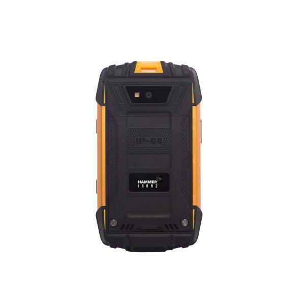 Hammer IRON 2 - Orange et noir