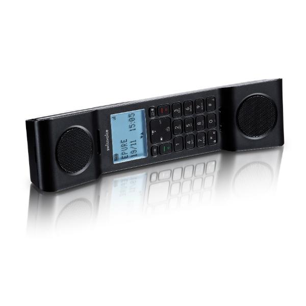 Swissvoice ePureV2 sans fil Noir