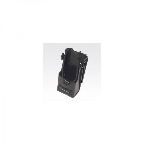 Motorola Étui en cuir rigide pivotant pour DP1400