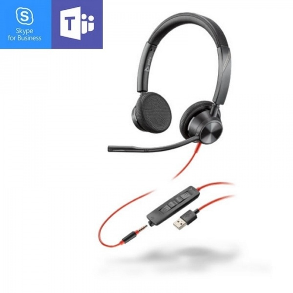 Poly - Plantronics Blackwire 3325 USB-A