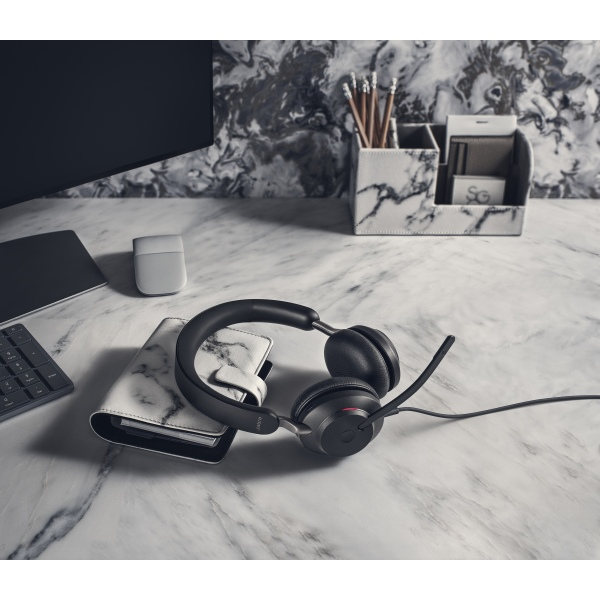 Jabra Evolve2 40 USB-A MS Duo