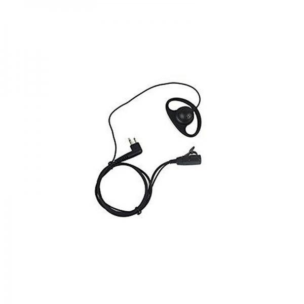 Motorola Contour d'oreille avec micro-cravate pour DP1400