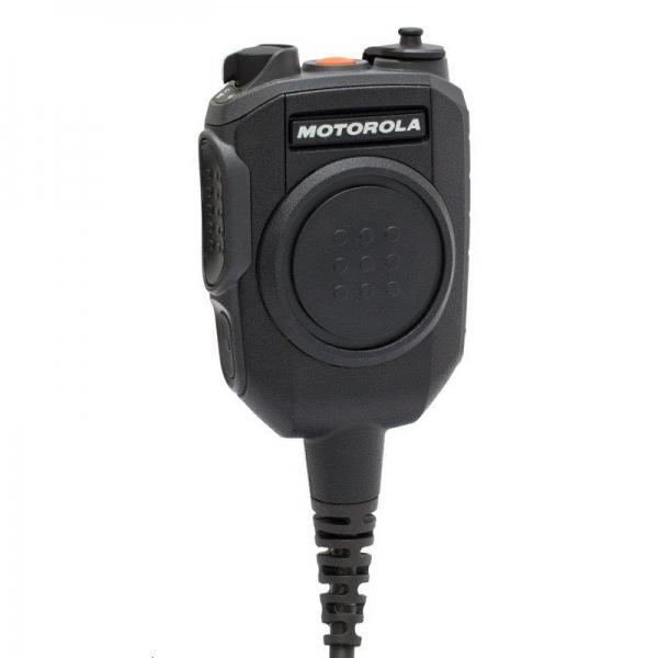 Motorola Micro haut-parleur déporté avec bouton d'urgence pour DP4401EX
