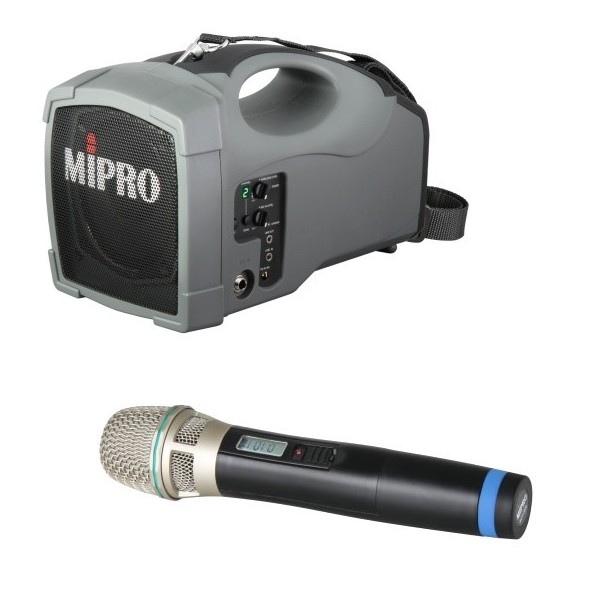 Mipro MA101B + Micro ACT32H