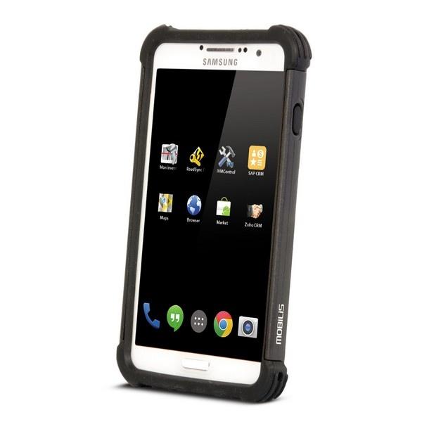 Coque durcie Bumper Mobilis pour Galaxy S5-S5 neo