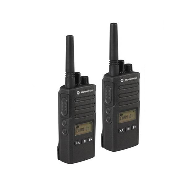 Pack Duo : 2 talkies Motorola XT460