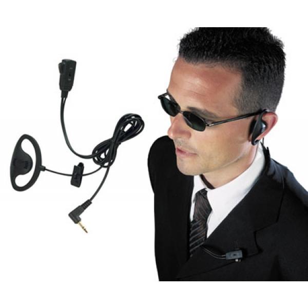 Kit Earloop pour Motorola TLKR Talkabout et Cobra - Onedirect