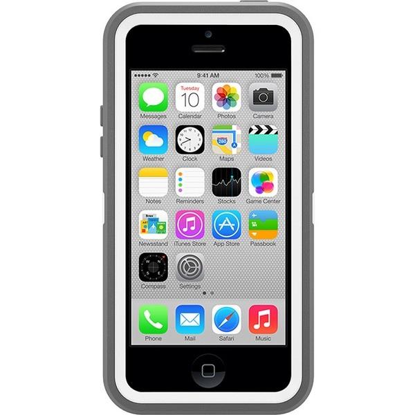 OtterBox Coque Defender pour iPhone 5C Blanc