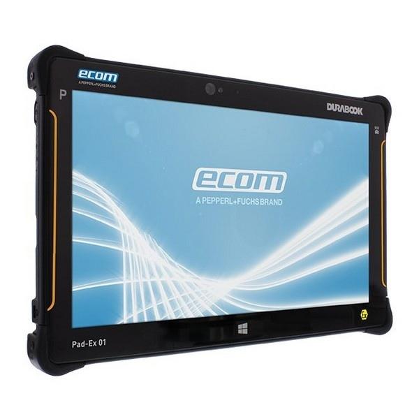 Tablette ATEX Ecom Pad-Ex 01 Zone 2
