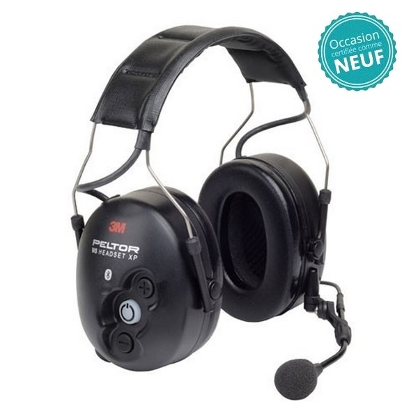 3M Peltor WS Headset XP Occasion