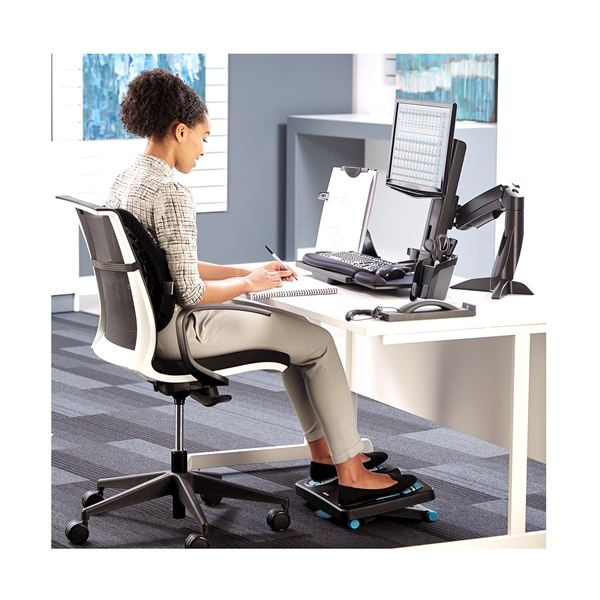 Plate-forme Assis-Debout Easy Glide™ Fellowes
