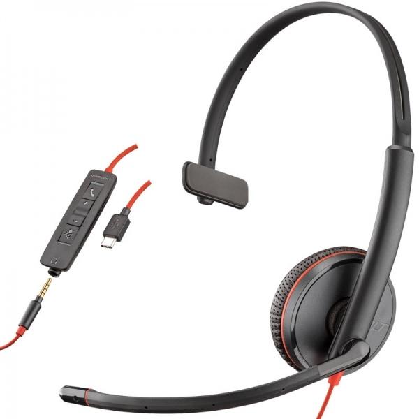Plantronics Blackwire 3215 USB-C