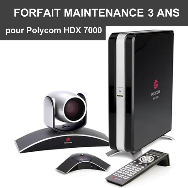 Forfait maintenance Premier 3 ans - HDX 7000