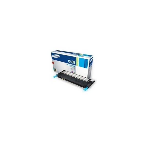 Toner cyan pour fax laser Samsung CLX 3170FN