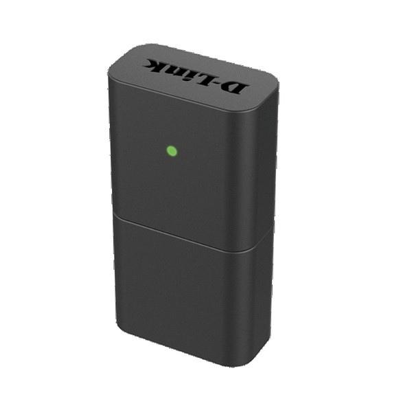 D-LINK Adaptateur nano USB sans fil N 300