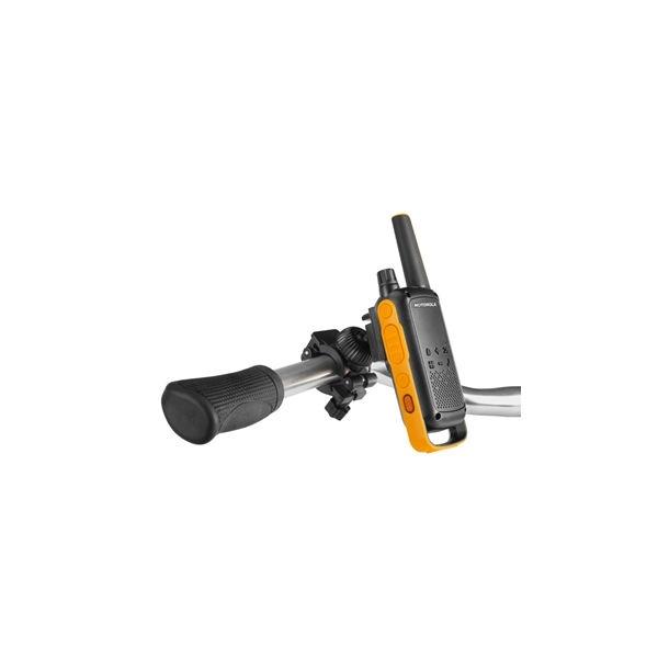 Kit de support vélo pour talkies walkies Motorola