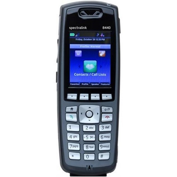 Spectralink 8441 Noir MS