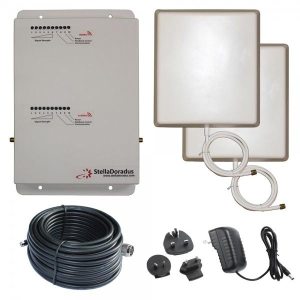 Amplificateur 3G Stella Home Dual Band (900-2100)