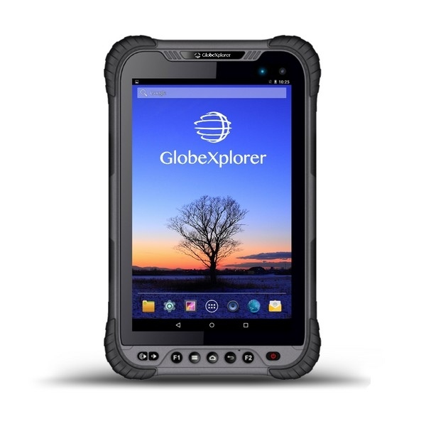 Tablette durcie X8 4G GlobeXplorer