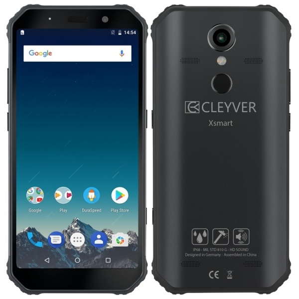 Cleyver - Xsmart 64