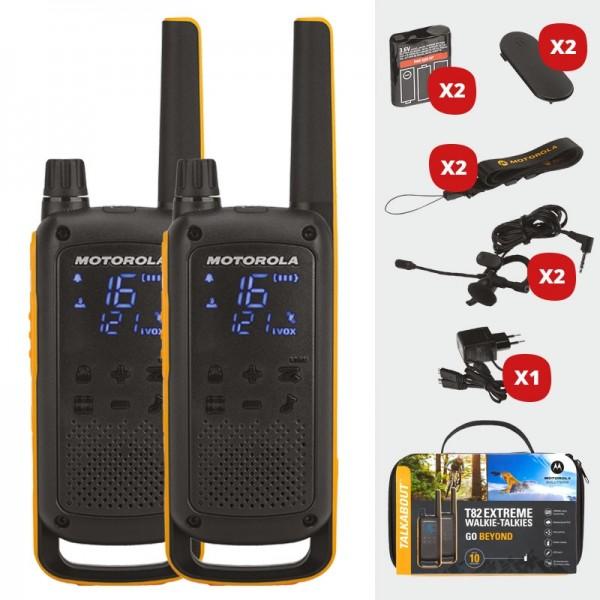 Motorola Talkabout - T82 Extreme