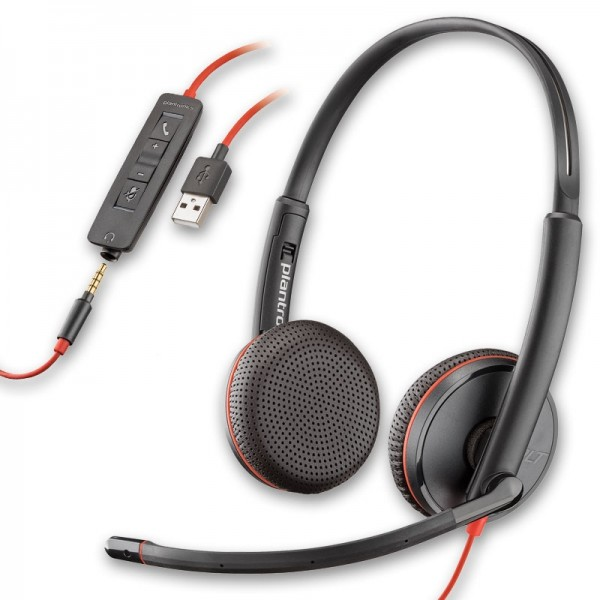 Plantronics - Blackwire 3225 USB