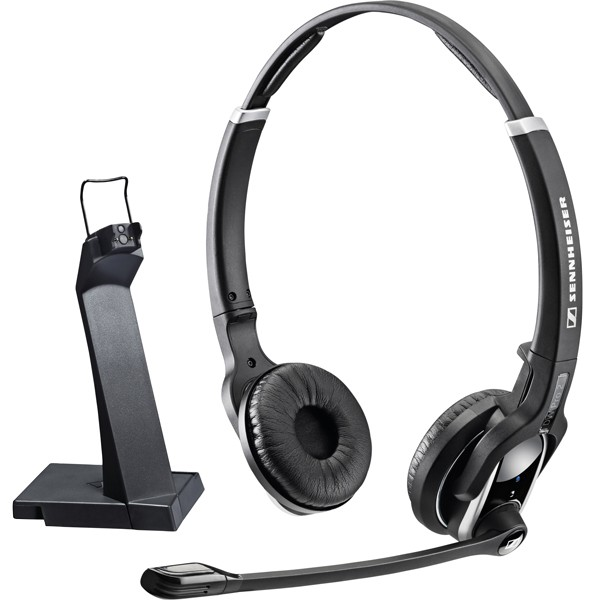 sennheiser dw gap duo casque t l phonique sans fil sennheiser achat. Black Bedroom Furniture Sets. Home Design Ideas