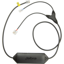 Décroché électronique pour casques Jabra vers téléphones Cisco