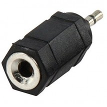 Adaptateur jack 2.5 / 3.5 mm