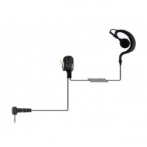 Kit contour d'oreille Motorola 1 pin pour talkie-walkie