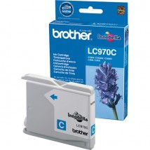 Cartouche Brother Cyan LC970C
