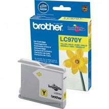 Cartouche Brother Jaune LC970Y