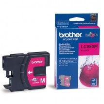 Cartouche Brother Magenta LC980M