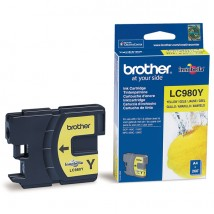 Cartouche Brother Jaune LC980Y