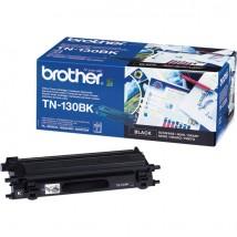 Toner noir TN130 pour fax laser couleur Brother